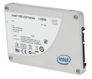 Intel 330 Series Maple Crest SSD
